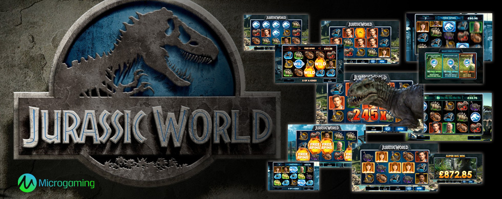 Microgaming Jurassic World